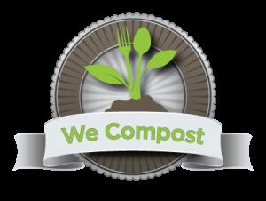 We Compost logo