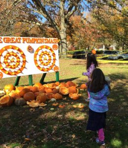 pumpkin collection event activities